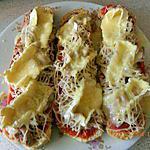 recette Tartines gourmandes
