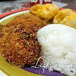 recette ~Panure pour poulet frit~