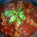 recette Kamounia de foie d agneau