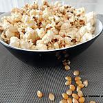 recette Popcorn au goût barbecue