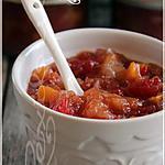 recette ~Ketchup aux fruits~