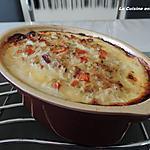 recette Terrine de tomates et de thon