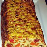 recette Flan de légumes au Chorizo