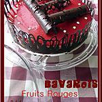 Bavarois Fruits Rouges et Mangue