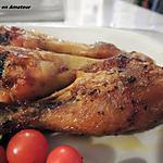 recette Pilons de poulets aux épices