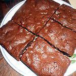 recette Brownie aux noisettes