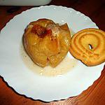 """recette pommes au four """" DE ma truffe 2 """""""