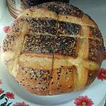 recette pain orientale