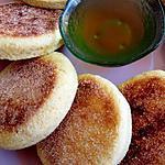 recette Harcha vanillée au lait