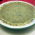 recette potage poireaux oseille   persil   curry