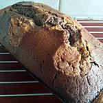 recette CAKE SPECULOOS /CHOCOLAT