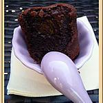 recette Mi-cuit chocolat noir