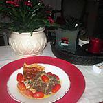 recette quiche thon  champigons potimarron