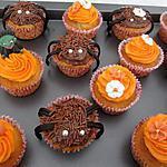 recette Cupcakes Halloween