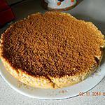 recette Gâteau magique aux spéculoos