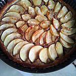 recette tarte noix et pommes