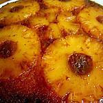 recette Gâteaux Renversé Caramel - Ananas - Coco