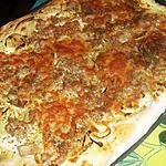 recette Pizza saumon fumé et thon