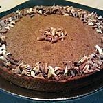 recette Tarte Mousse au Chocolat de Christophe Felder