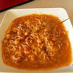 recette Chorba au poulet