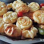 recette Mini quiche au surimi