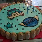 recette gâteau 3 chocolats robocar poli