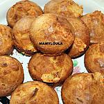 recette Bouchées aux lardons et maroilles