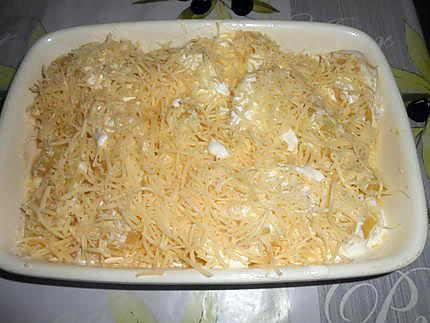 Gratin de pommes de terre 430