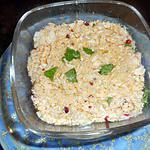 recette Rillettes de saumon aux baies roses