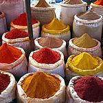 recette Poulet paprika et safran
