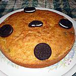 recette Gâteau au yaourt et aux éclats d'Oréo