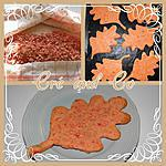 recette Petits biscuits aux pralines...roses