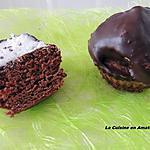 recette hit Hat cupcake chocolat