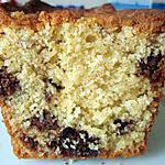 recette Cake crunch et noix de coco