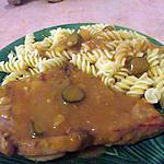 recette Cotes de porc sauce piquante (idée d'Italmo)