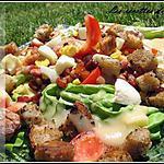 recette Salade du chef