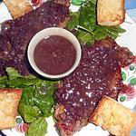 recette Faux-Filet marchand de vin