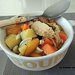 recette Soupe anti gaspi