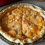 recette Tarte choucroute et fromage
