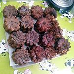 recette petits gâteaux au pépites de chocolat