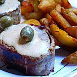 recette Roti de porc farci aux olives