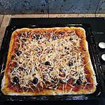 recette Pizza à la viande hachée