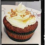 recette cupcakes au sirop d'érable