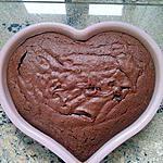 recette Moelleux chocolat noir et crème de marrons