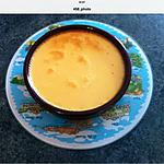 recette Oeufs au lait express au thermomix