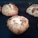 recette Rocher a la noix de coco