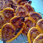 recette palmier chorizo