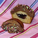 recette Le 4H Gouter Cupcake