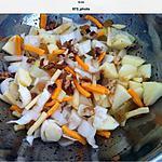 recette Salade d'automne sucrée salée