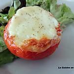 recette Nid de tomates